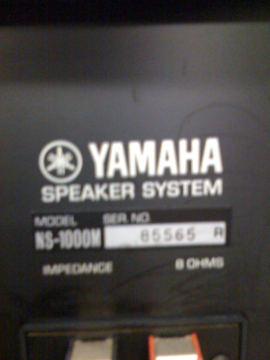 Navn:      Yamaha NS-1000N 011.jpg Visninger: 1541 Størrelse: 89.4 Kb