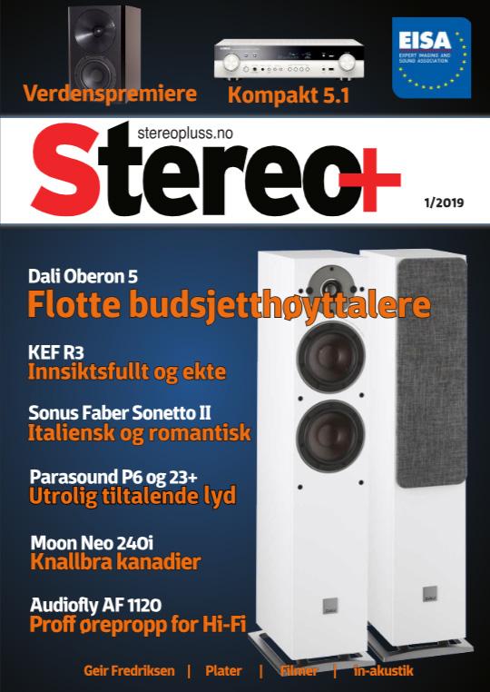 Stereo+ Nr 1 - 2019