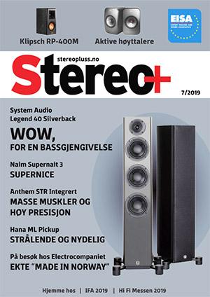 Stereo+ Nr 7 - 2019